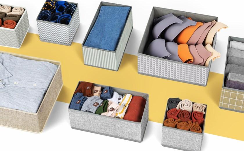 underwear drawer organizer dividers