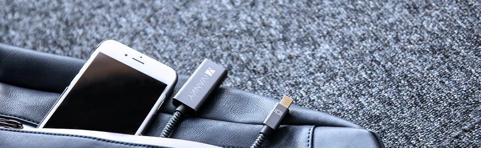 iVanky Mini Displayport to HDMI Adapter