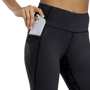 2 Side Pockets & 1 Hidden Pocket
