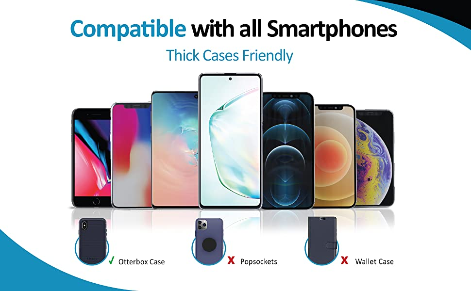 compatible with all smartphones