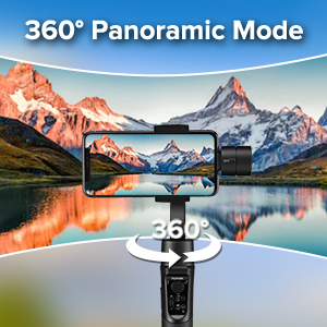 Video vlog travel sport fast follow youtube socialite stable smooth Panorama ShootingTracking Motion