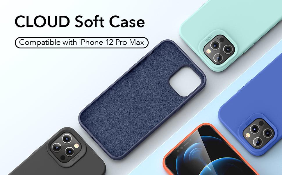 ESR Soft Case for iPhone 12 Pro Max