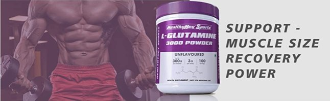 SUPPORT MUSCLE SIZE RECOVERY POWER