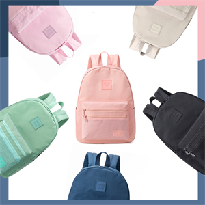 5 Colors of School Bacpack
