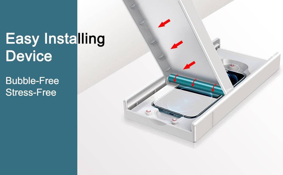 Easy installation device
