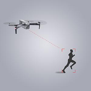 Follow Me Mode - Drone Follows You Mode