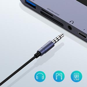 USB C Hub iPad Pro