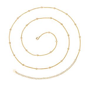 Satellite Chain Belly Chain
