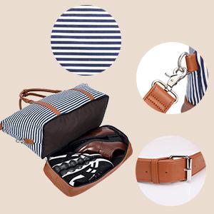 Travel Duffel Weekender Bag
