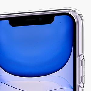 iPhone 11 Liquid Crystal Crystal Clear Case