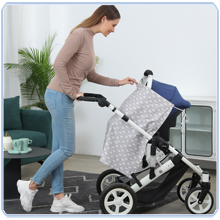 use as stroller carseat canopy