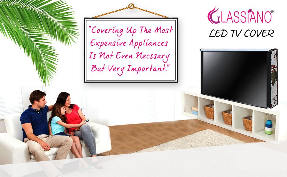 Glassiano LED Cover