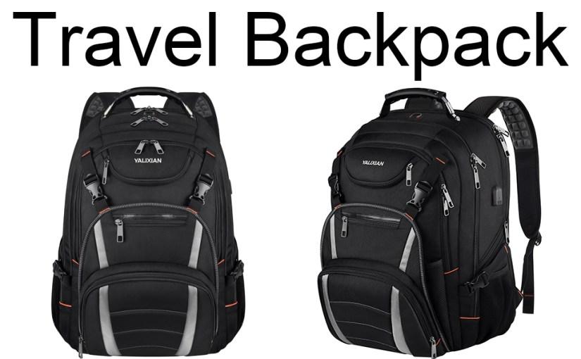 Travel Laptop Backpavk