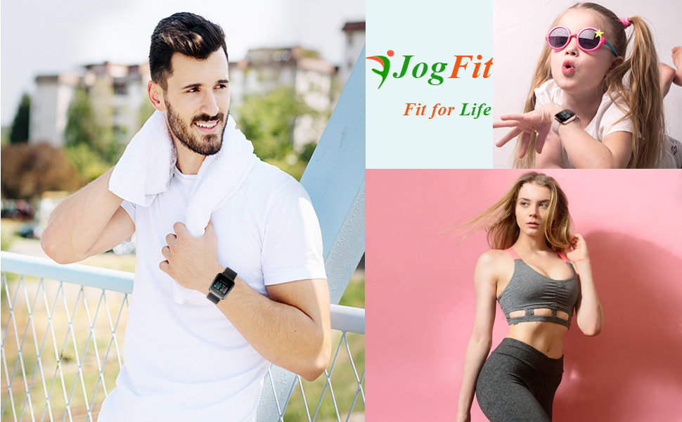fitness tracker with pedometer alarm message notification