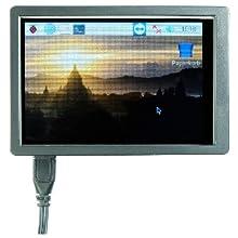 "3,5"" TFT Touchscreen"