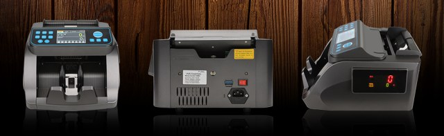 VMS Essentials, VMS VCM03, Fake Currency Detection Money Counter, Currency Counter, Fraudulent Money