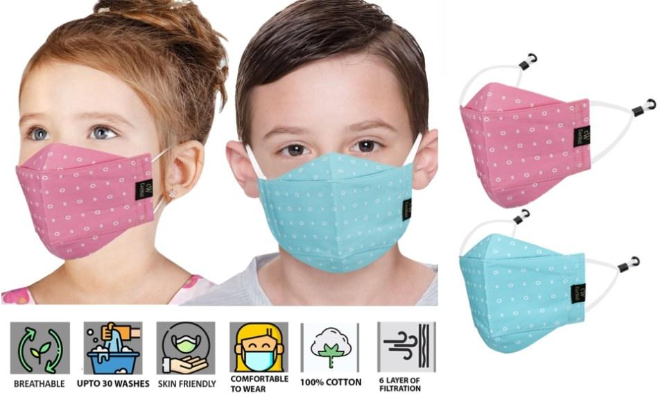 Mask kids