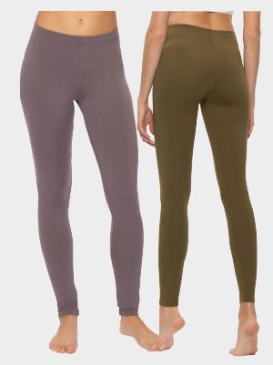velvety lightweight leggings