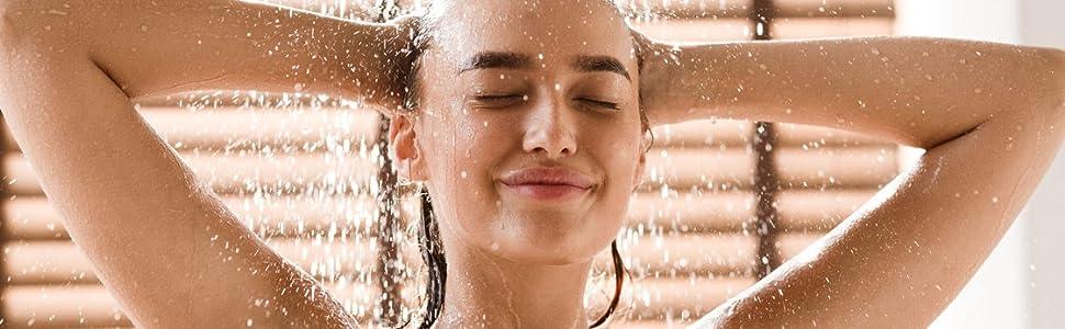 10Silicone Back Scrubber Bath Sponge