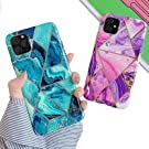 trendy designs iphone 12 cases covers beautiful elegant blue purple