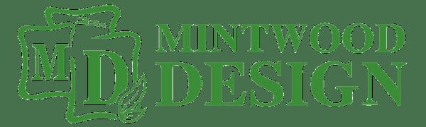 mintwood design cotton rope baskets store logo