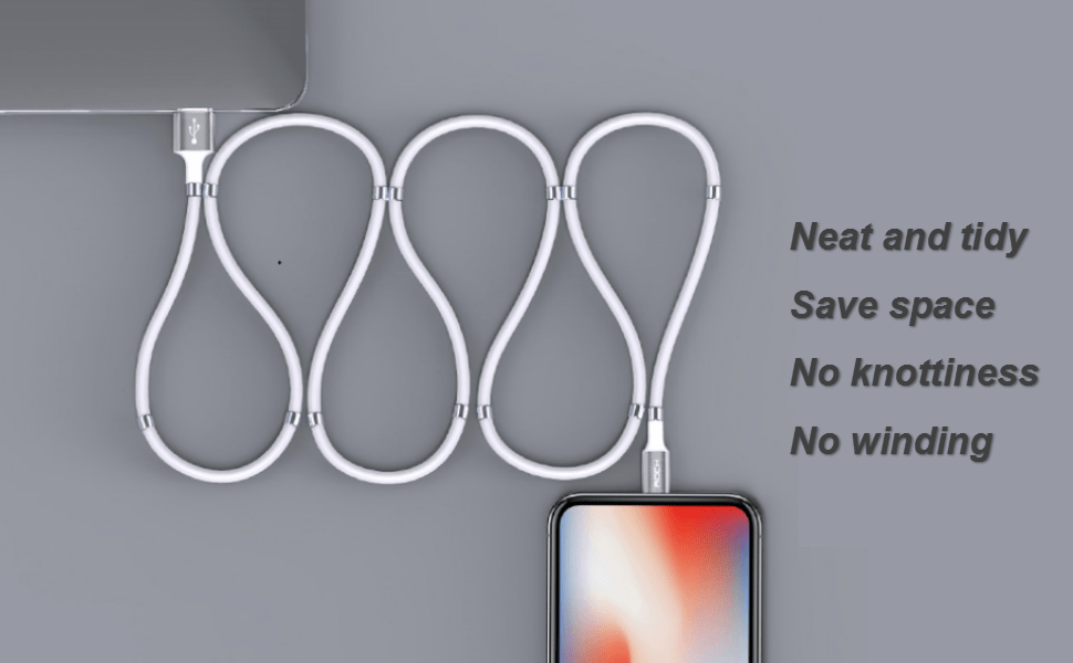 ownta magnetic charging cable