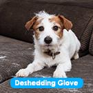 Deshedding Glove