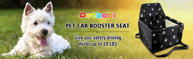 pet car safety seat for travel