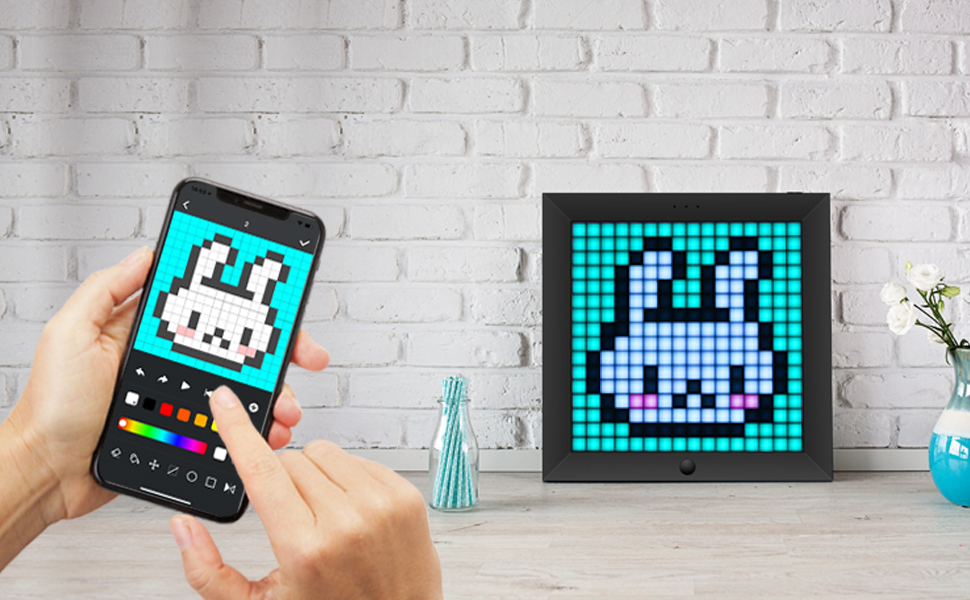 Pixel Art Creation