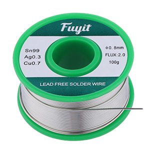 lead-free soldering wire