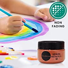 9fa0675a 49a2 47ef b16a 74dc43ef20a6.  CR0,0,500,500 PT0 SX220 V1    - GRANOTONE Acrylic Venezia Metallic Colour 24 Carats Gold | 50 ml | Extra Sheen | Non Fading | Indoor/Outdoor | Non Toxic | Multi-Surface | Pro Artist, Hobby Painters & Kid | Made in India