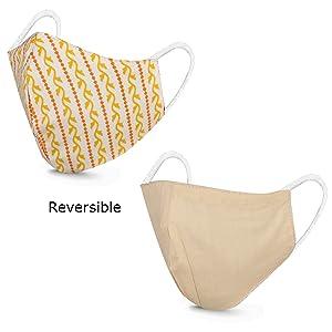 Reversible Masks