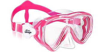 Seago kids swim mask