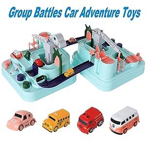 Car Adventure Toys