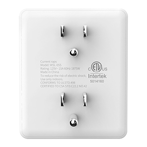multiple plug outlet