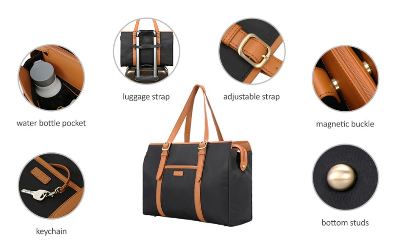 laptop tote for women
