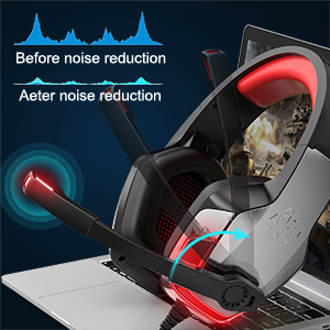 noise cancelling mic