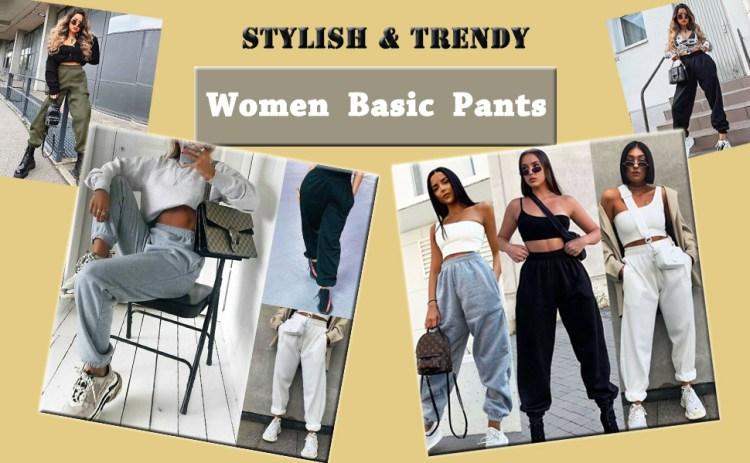 Women's Cinch Bottom Sweatpants Pockets High Waist Sporty Gym Athletic Fit Jogger Pants Lounge Trousers