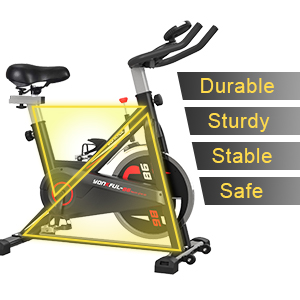 Indoor exercise bike