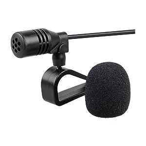 External Car Microphone