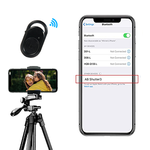 Remote Control Pairing with Cell Phone