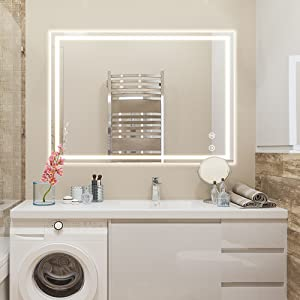 vanity mirror with led