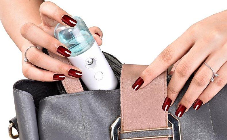 sanitizer spray machine mist sprayer nano disinfect spray sanitizer