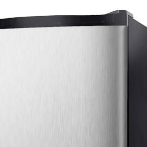 northair stainless steel upright freezer premium user experience