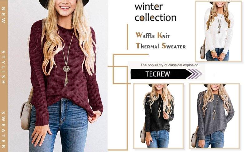 tecrew sweater