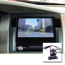Rear camera input
