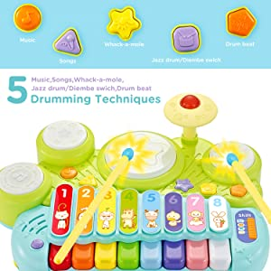 xylophone music toys