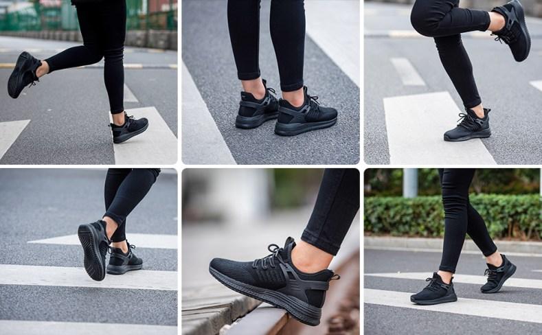 white non slip shoes for women  nurse sneakers tennis shoes for women memory foam ladies tennis shoe