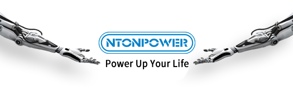 NTONPOWER WIRELESS CHARGER