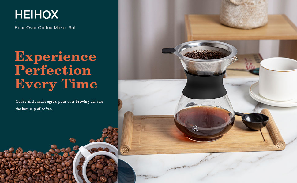 pour over coffee maker 1